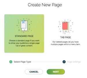 create a free app