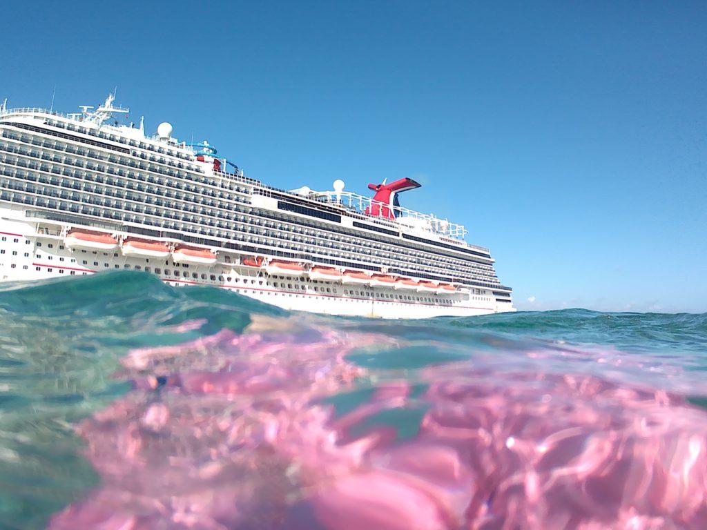 Carnival Cruise Line Progressive Web App