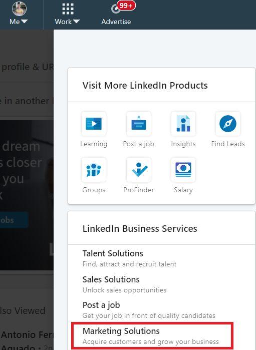 promote your PWA on LinkedIn