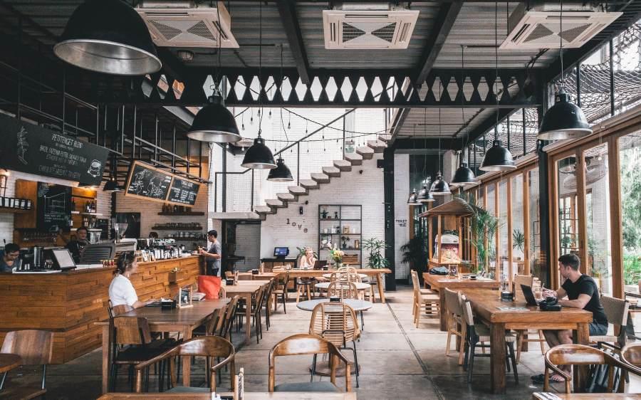 build a restaurant app