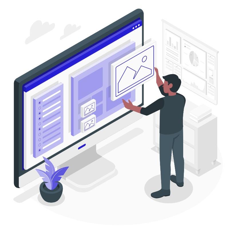 progressive web apps - no code app builder